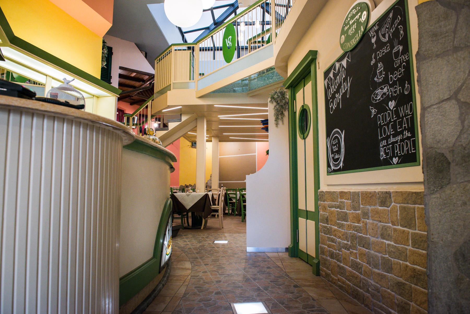 vecchia senese ristorante livorno ingresso locale 2