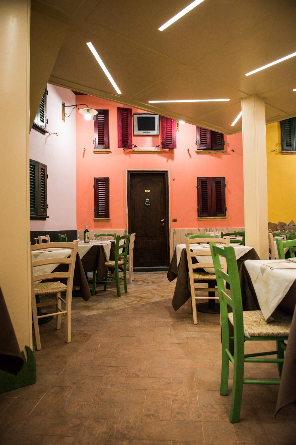 vecchia senese sala 4 ristorante livorno